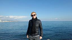 Марина Гаврилова, 43 года. Москва.