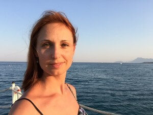 Оксана Шишкина, 35 лет. Волгоград.