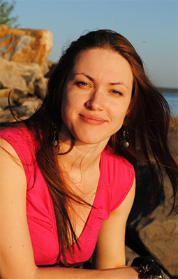 Алина Богомолова. 31 год. Новосибирк