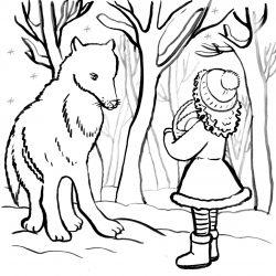 Папа Ноэль волк